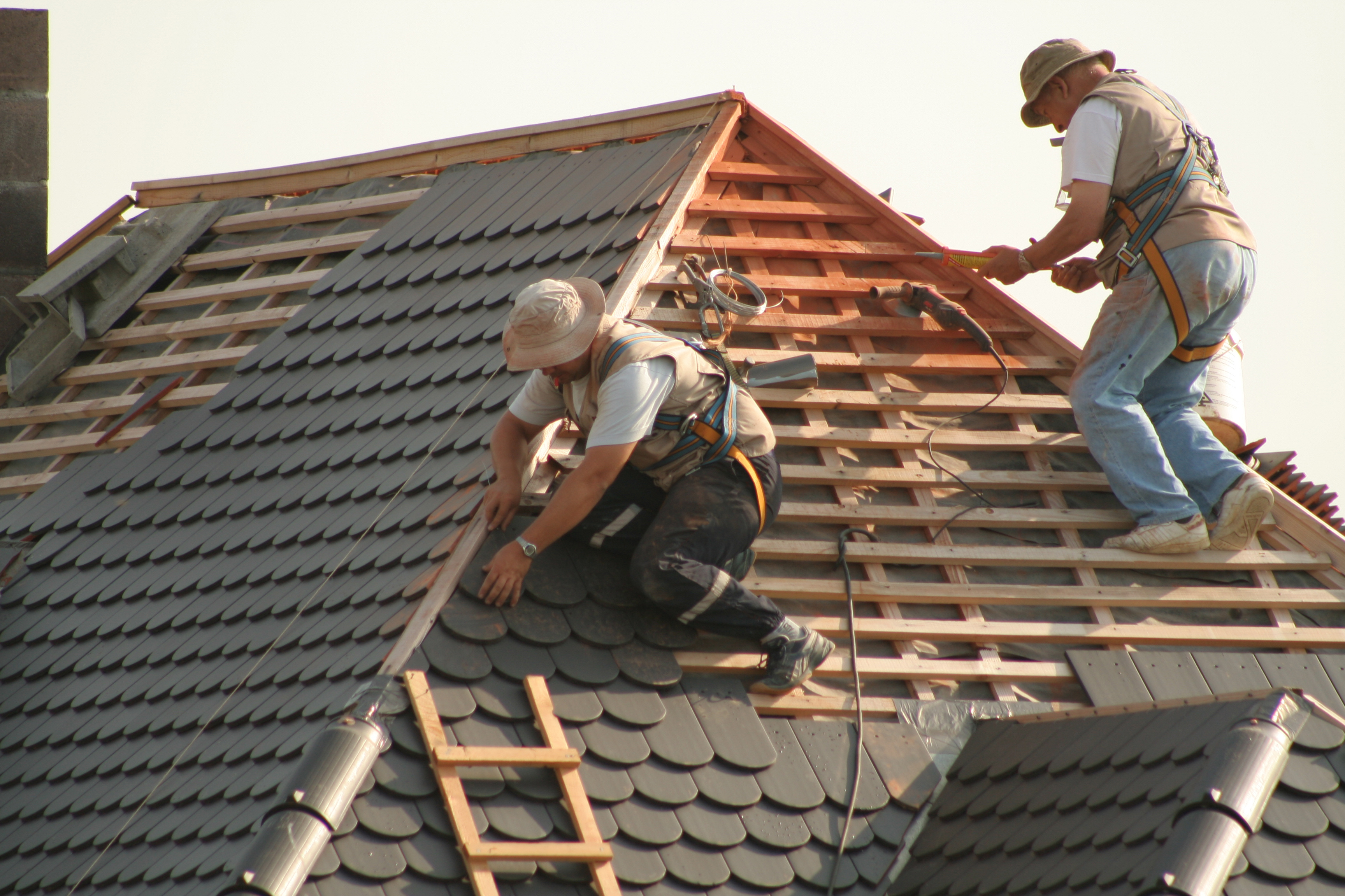 Roof Construction Defects